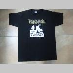 Parkour Sport and Lifestyle pánske tričko 100%bavlna značka Fruit of The Loom