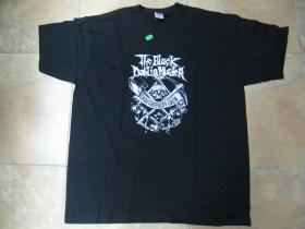The Black Dahlia Murder čierne pánske tričko 100%bavlna
