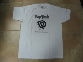 Deep Purple pánske tričko 100%bavlna