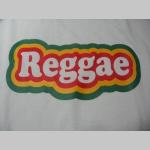 Reggae  pánske tričko 100%bavlna Fruit of The Loom