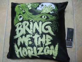 Bring Me The Horizon, vankúšik cca.30x30cm 100%polyester