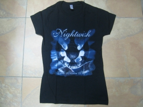Nightwish - Dark Passion Play, čierne dámske tričko