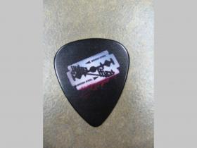 Judas Priest  plastové brnkátko na gitaru hrúbka 0,77mm