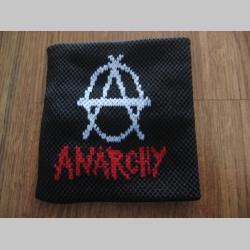 Anarchy potítko 75%bavlna, 15%spandex, 10%nylon