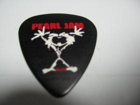 Pearl Jam plastové brnkátko na gitaru hrúbka 0,77mm
