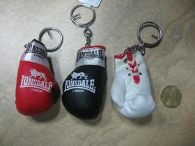 Lonsdale mini boxerská rukavica kľúčenka / prívesok