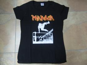 Parkour dámske tričko 100%bavlna značka Fruit of The Loom
