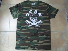 A.C.A.B.   maskáčové tričko 100%bavlna