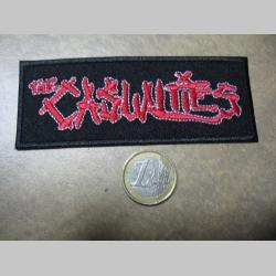 Casualties nažehľovacia nášivka vyšívaná (možnosť nažehliť alebo našiť na odev)