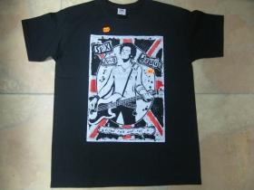 Sex Pistols - Sid Vicious čierne pánske tričko 100%bavlna