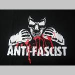 Antifascist pánske tričko 100%bavlna značka Fruit of The Loom