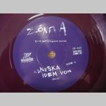 Zóna A - Dneska idem von   nové mini LP z roku 2018