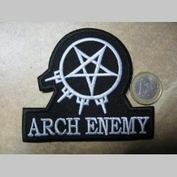 Arch Enemy nažehľovacia nášivka vyšívaná (možnosť nažehliť alebo našiť na odev)