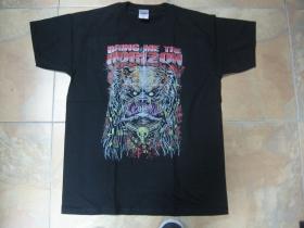Bring me The Horizon čierne pánske tričko 100%bavln