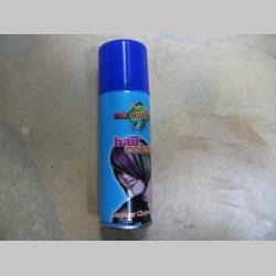 Spray na vlasy zmývateľný modrý, objem 125ml
