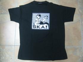 Do The Ska čierne pánske tričko 100%bavlna