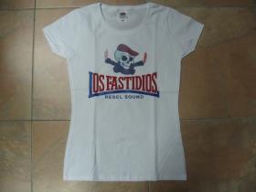 Los Fastidios, biele dámske tričko Fruit of The Loom