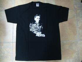 Sex Pistols  - Johnny Rotten  pánske tričko 100 %bavlna Fruit of The Loom