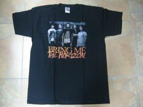Bring me The Horizon čierne pánske tričko 100%bavlna