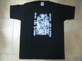 Boycott The Circus, čierne pánske tričko