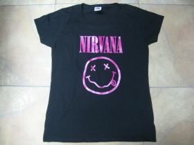Nirvana  dámske tričko Fruit of The Loom 100%bavlna
