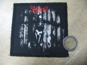 Slipknot nažehľovacia nášivka vyšívaná (možnosť nažehliť alebo našiť na odev)