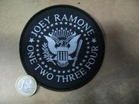 Ramones  vyšívaná nášivka