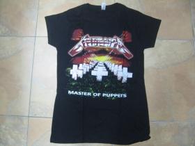 Metallica - Master of Puppets, čierne dámske tričko