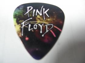 Pink Floyd  plastové brnkátko na gitaru hrúbka 0,77mm