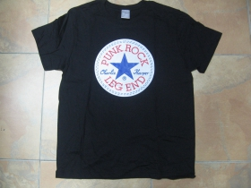 Charlie Harper U.K. Subs Punk Rock Legend čierne pánske tričko 100%bavlna