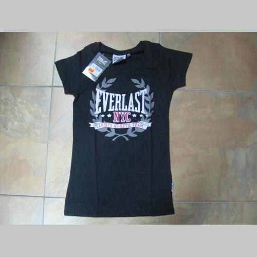 e2daa8e58d2d Everlast čierne dámske tričko 100%bavlna posledné kusy veľkosti XS a ...