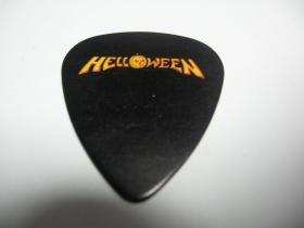 Helloween  plastové brnkátko na gitaru hrúbka 0,77mm