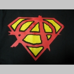 Anarchy Supergirl (superman) dámske tričko Fruit of The Loom 100%bavlna