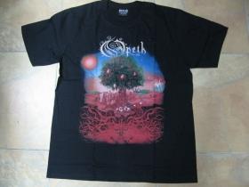 Opeth  čierne pánske tričko 100%bavlna
