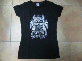 Bring Me The Horizon, čierne dámske tričko 100%bavlna
