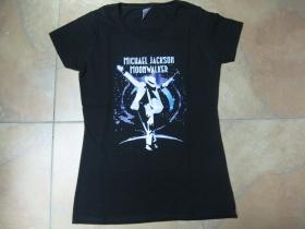 Michael Jackson - Moonwalker  dámske tričko  100%bavlna