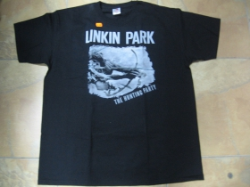 Linkin Park čierne pánske tričko 100%bavlna