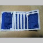 Chelsea London textilná peňaženka so zapínaním na suchý zips