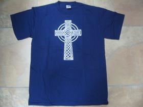 Gotický kríž  pánske tričko 100 %bavlna Fruit of The Loom