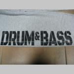 Drum and Bass tepláky s tlačeným logom