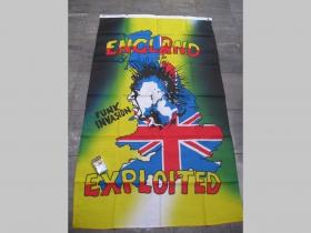 Exploited vlajka cca 150x90cm