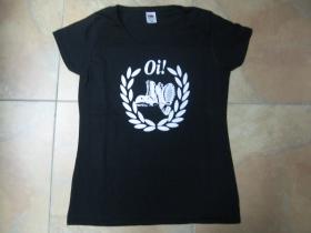 Oi! boty dámske tričko 100%bavlna značka Fruit of The Loom