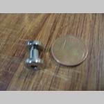 Tunel do ucha z leštenej chirurgickej ocele priemer 4mm