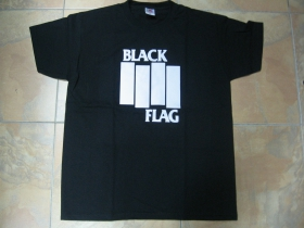 Black Flag  pánske tričko 100%bavlna Fruit of The Loom