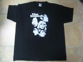 The Sounds čierne pánske tričko 100%bavlna