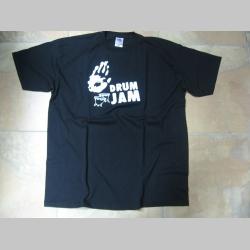 Drum Jam Bongo pánske tričko 100 %bavlna Fruit of The Loom