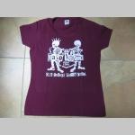 Načo Názov Old School Punkrock dámske tričko 100%bavlna značka Fruit of The Loom