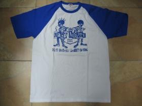 Načo Názov Old School Punkrock  pánske dvojfarebné tričko 100%bavlna značka Fruit of The Loom (viacero farebných prevedení)