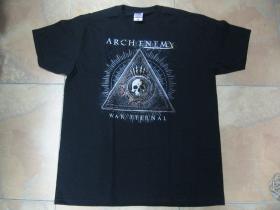Arch Enemy čierne pánske tričko100%bavlna