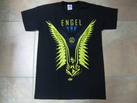 Rammstein čierne pánske tričko 100% bavlna